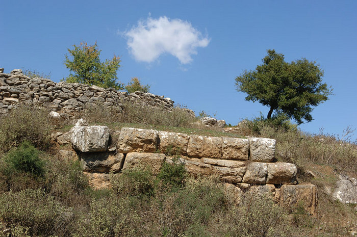 Ancient Psofida