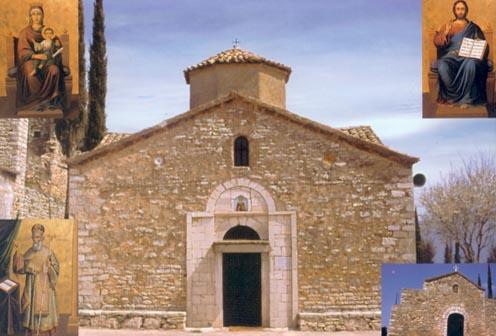 Monastery St. Athanasius