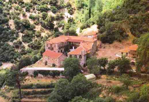 Monastery of St. Theodore