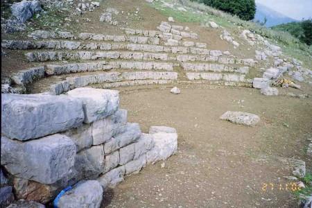 Ancient Leontio (Kato Vlassia)