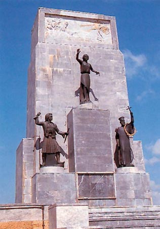 The Panhellenic Monument-Memorial of Fighters 1821