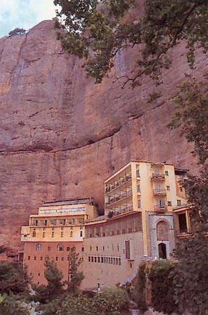 The Historic Monastery of the Great Cave